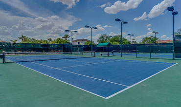 Tennis Courts | Stonegate Community Association of Scottsdale, Arizona